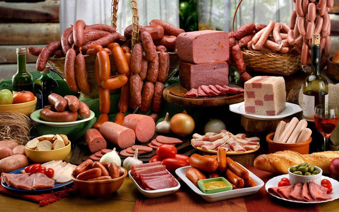Alimentos Menos Saludables
